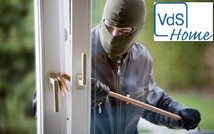Ein gekipptes Fenster kann Einbrecher anlocken